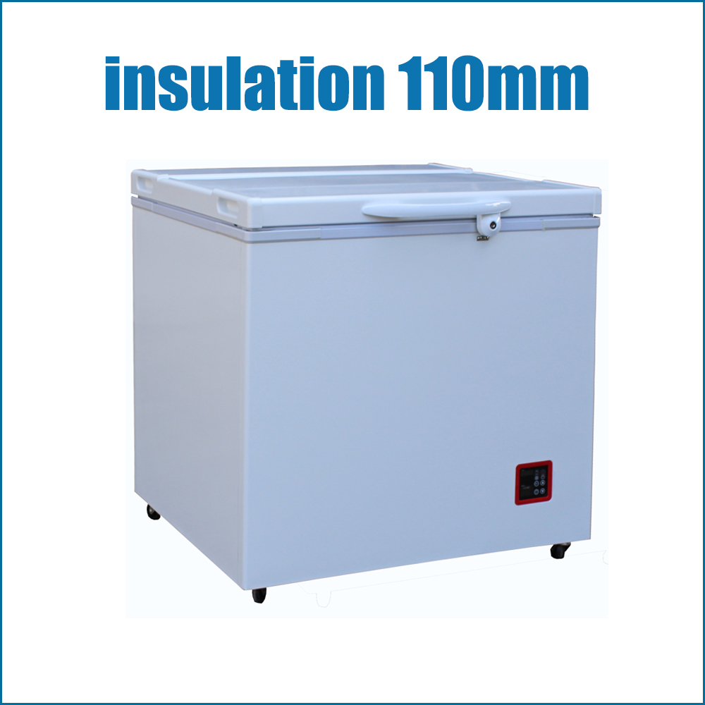 Ultra Energy Efficient Solar (Battery) Powered Freezer(BR128RF)