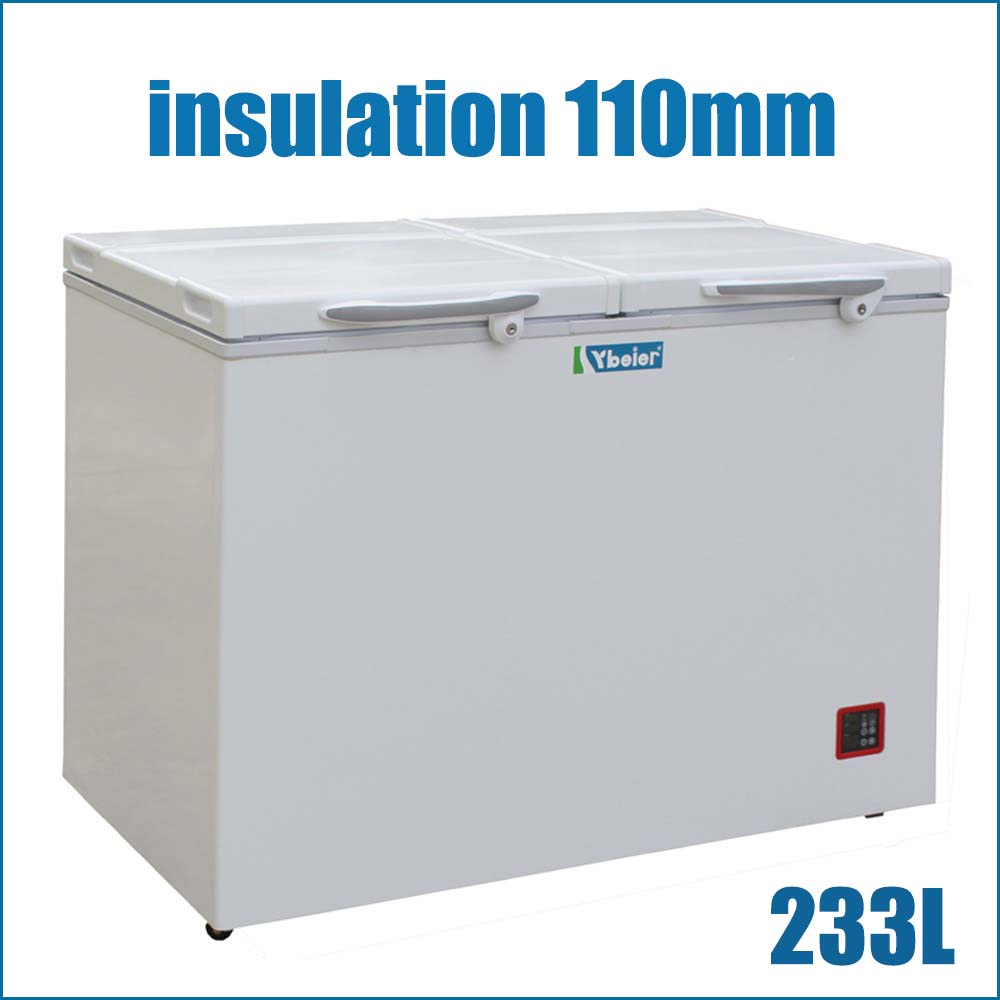 Ultra Energy Efficient Solar (Battery) Powered Freezer(BR233F)